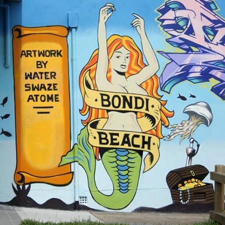 La Sirène De Bondi Beach