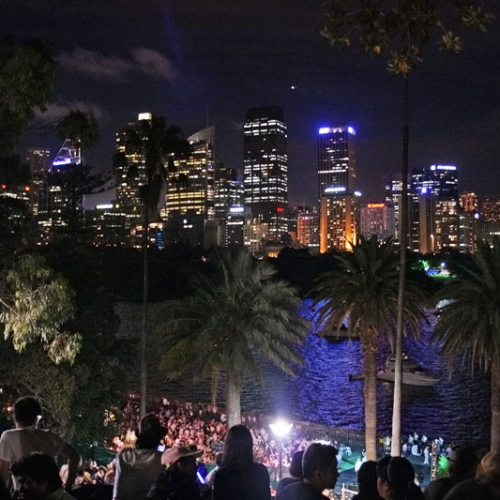 New Year's Eve - Sydney