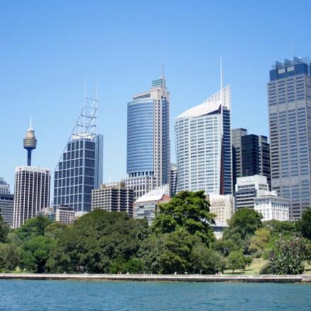 Royal Botanic Gardens - Sydney