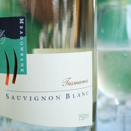 Dégustation De Sauvignon Blanc En Tasmanie