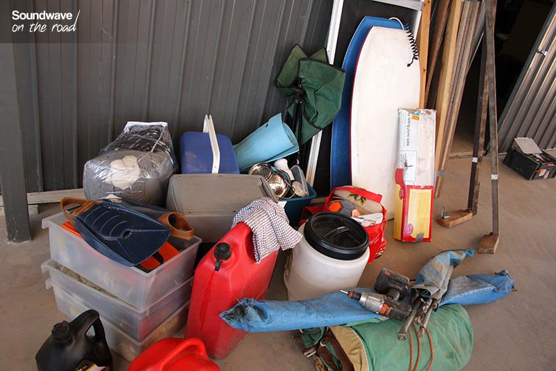 Matériel de camping et de voyage