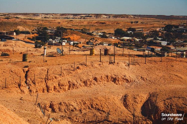 Ville Minière D'Australie