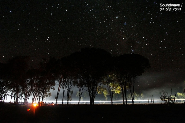 Nuit étoilée En Australie
