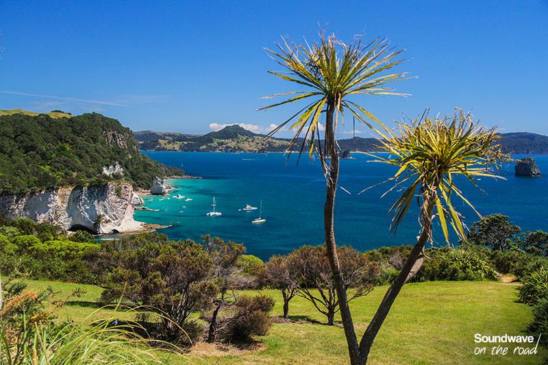 Séjour en Nouvelle Zélande