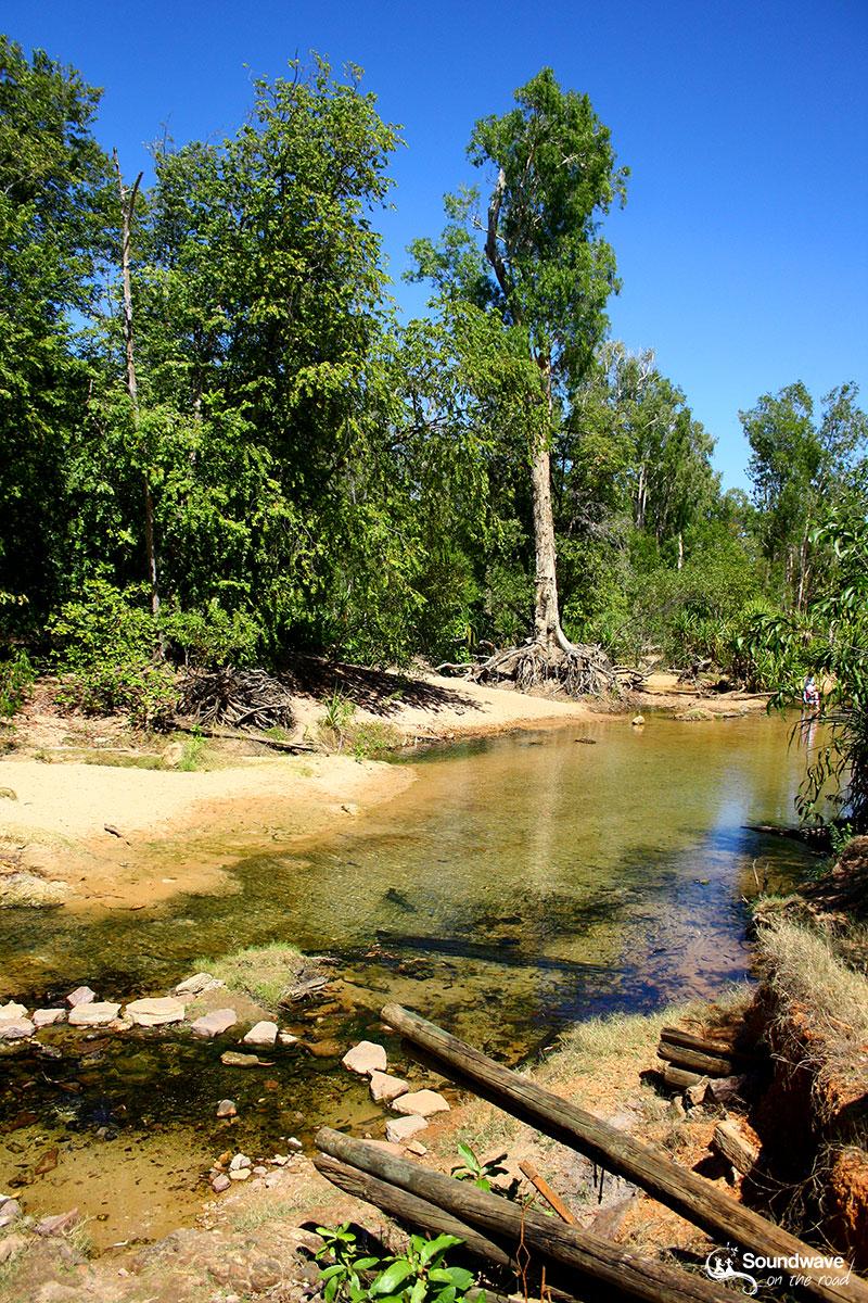 Landscape in Australia