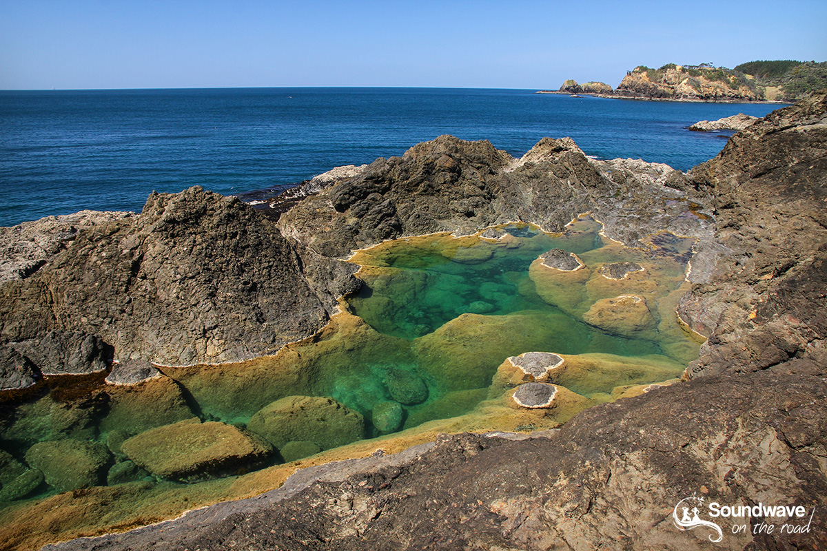 Mermaid Pools, Matapouri, New Zealand