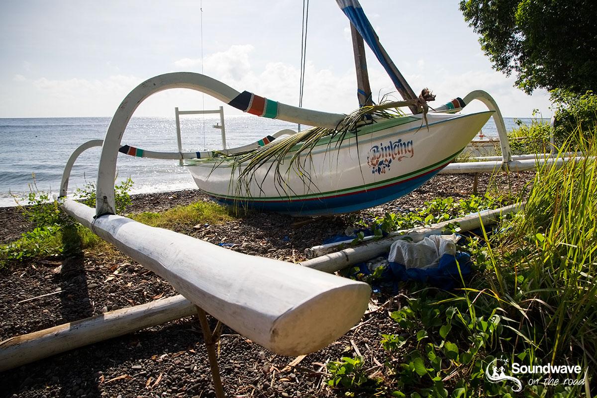 Bintang boat in Indonesia