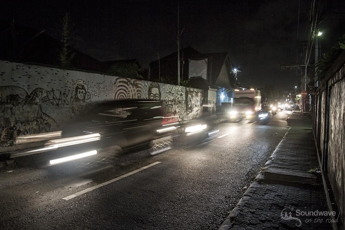 Denpasar by night