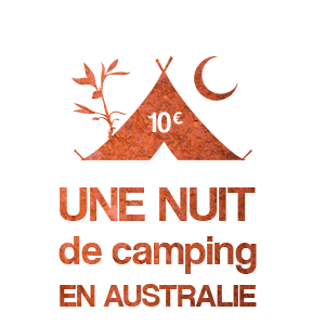Offrez nous une nuit de camping