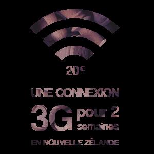 Une connexion 3G