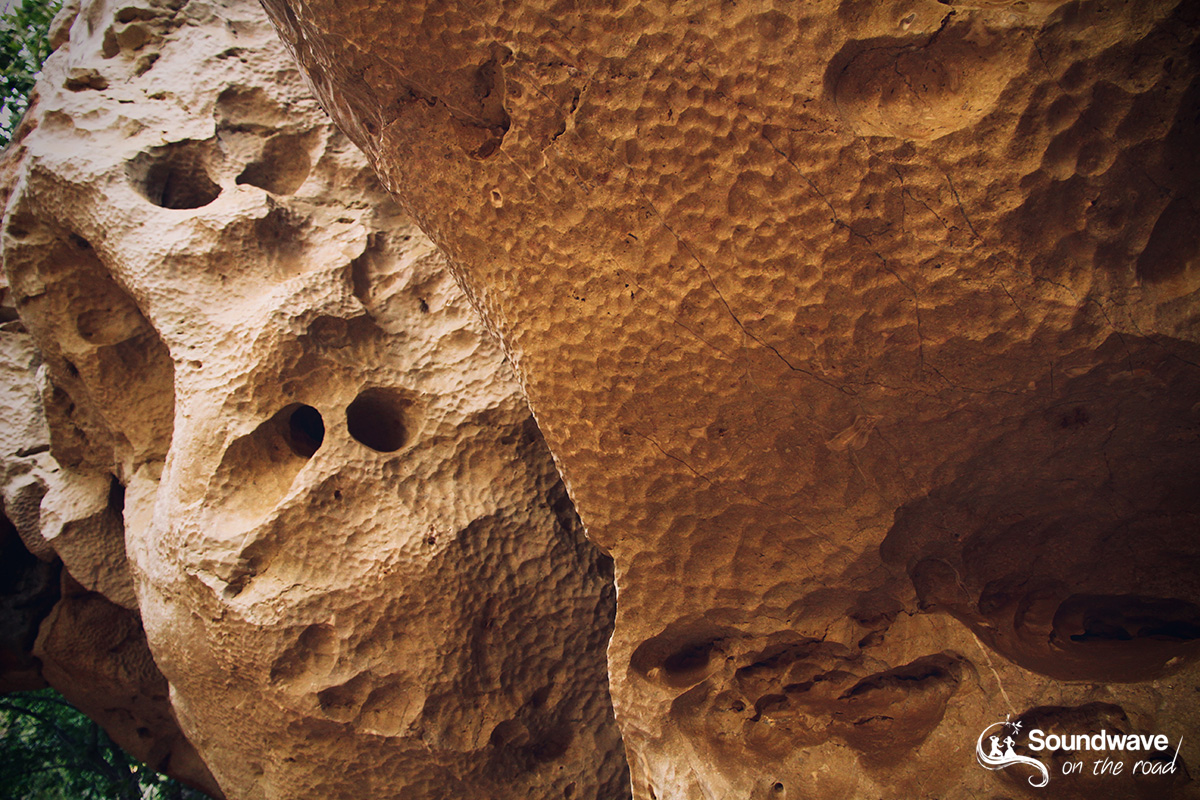 Windjana Gorge, Devonian Reef