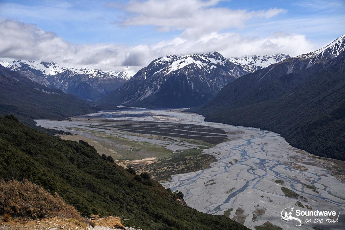 Waimakariri River Valley, Arthur's Pass