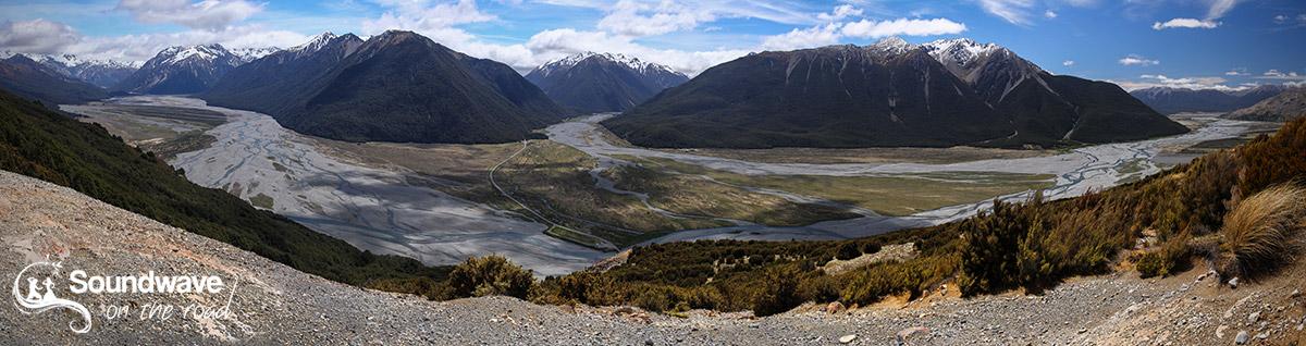 Bealey Spur, Arthur's Pass