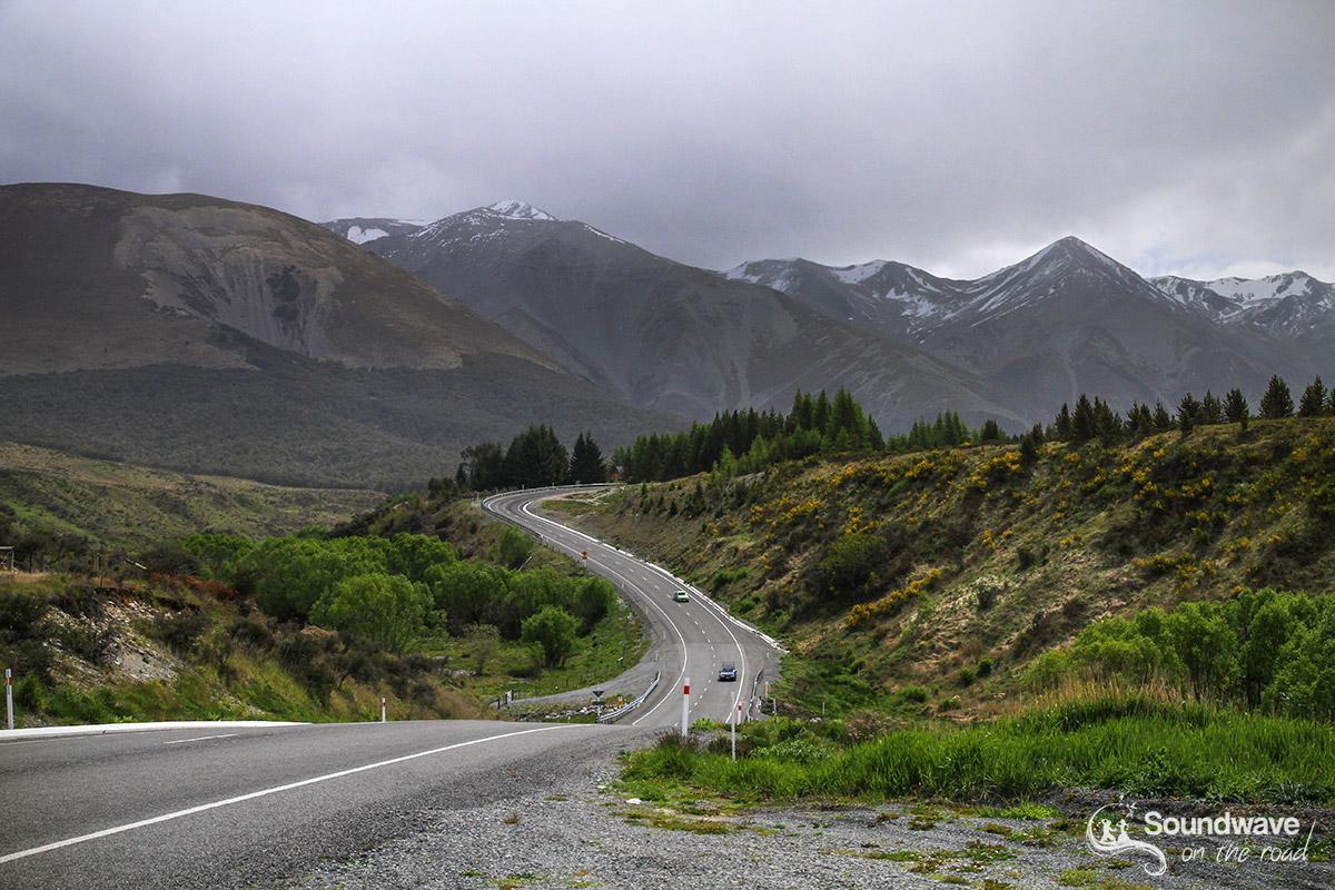 Route Arthur's Pass