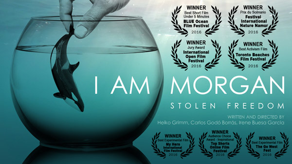 I am Morgan