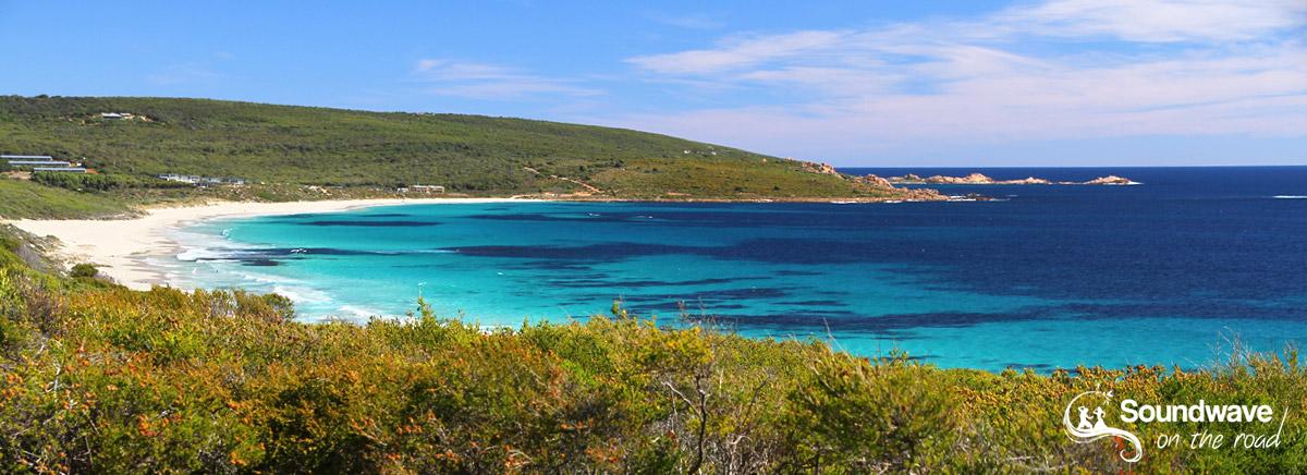 Cape Naturaliste in Western Australia