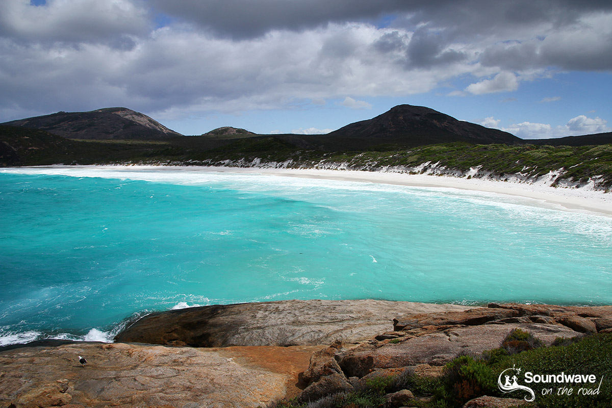 Hellfire Bay - Cape Le Grand National Park - Esperance