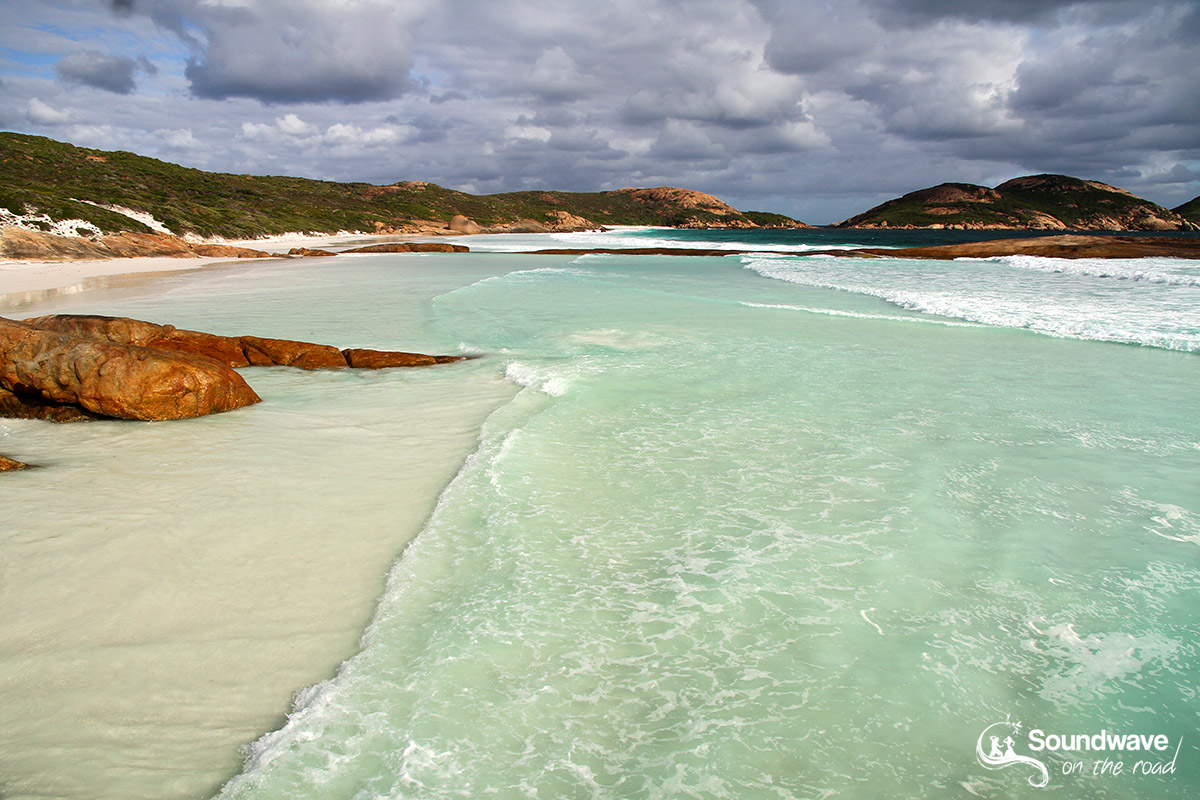 Lucky Bay - Cape Le Grand National Park - Esperance