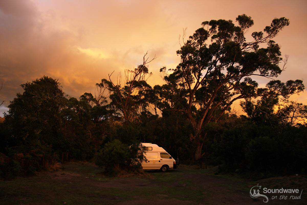 Sunrise in Tasmania - Travel Blog