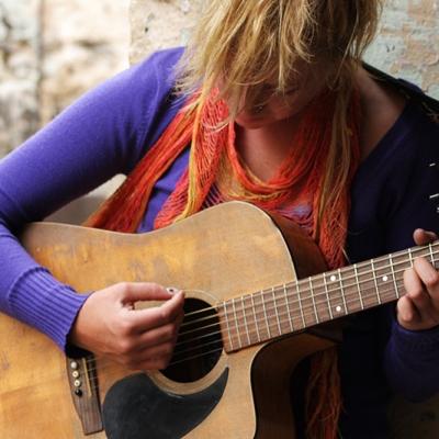 Chanteuse Guitariste En Australie
