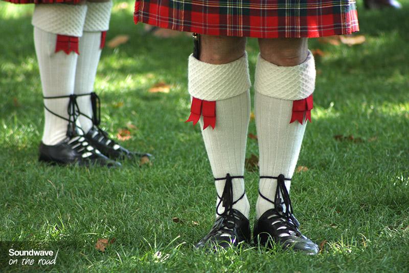 Chaussettes écossaises