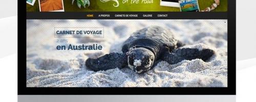Identité Visuelle, Site Internet Et Photographie Pour Un Blog De Voyage / Brand Identity, Web Design, Photography & Videography For A Travel Blog