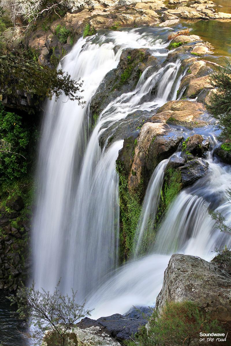 Cascade En Nouvelle Zélande