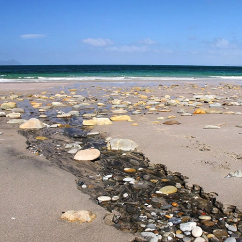 Smugglers Bay, Plage De Nouvelle Zélande