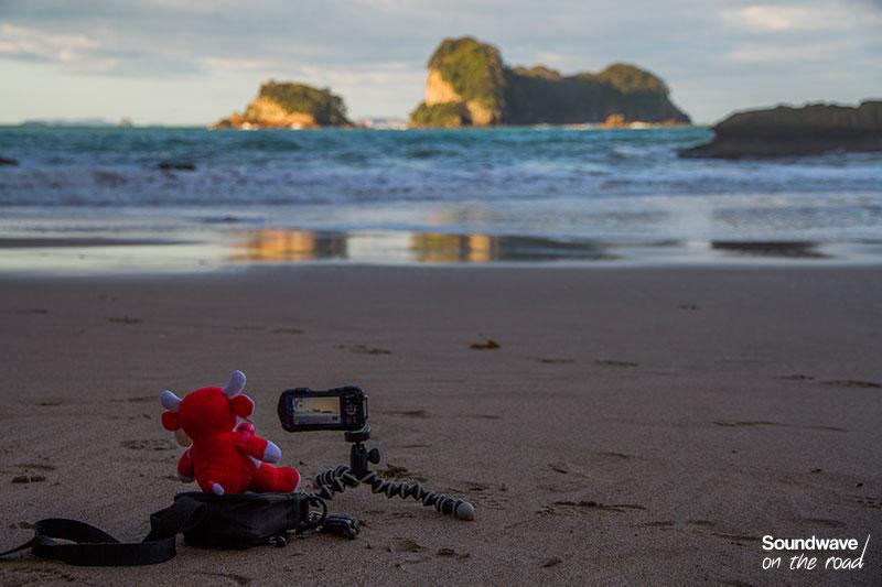 Photographe en Nouvelle Zélande