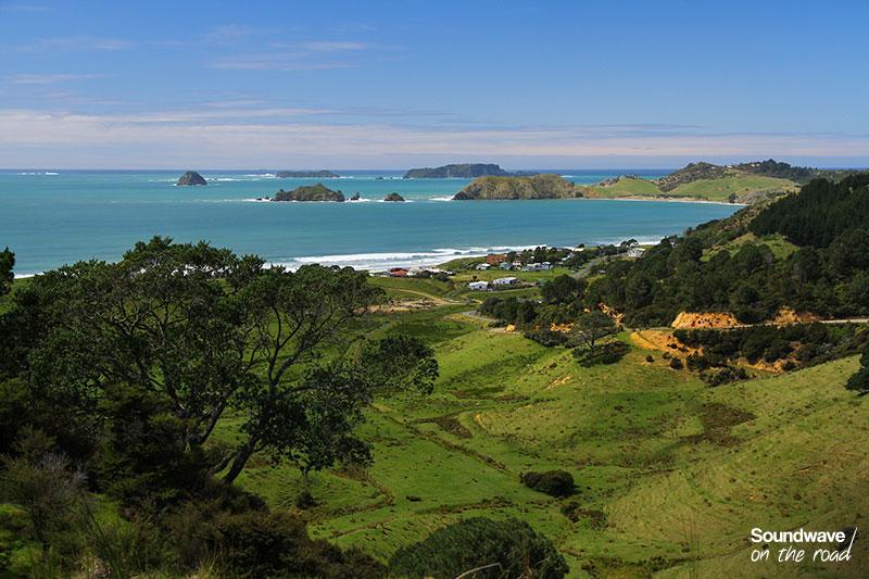 Village de Nouvelle Zélande