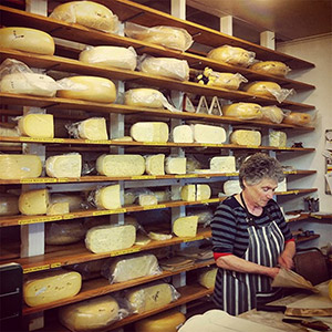 Mercer cheese shop