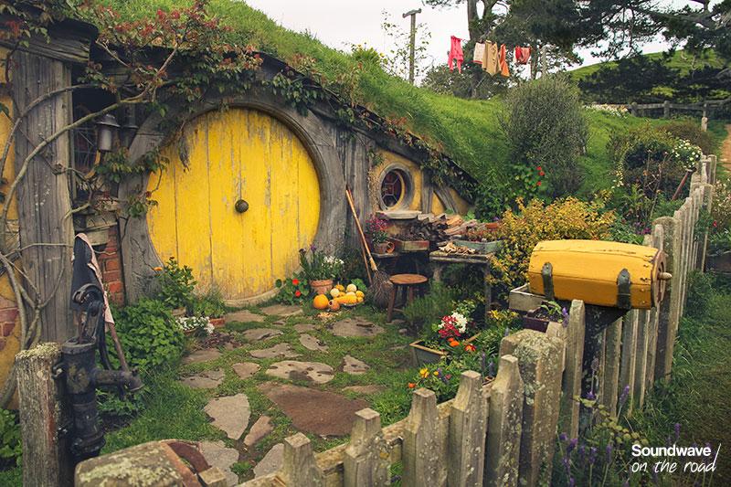 Trou du hobbit joufflu