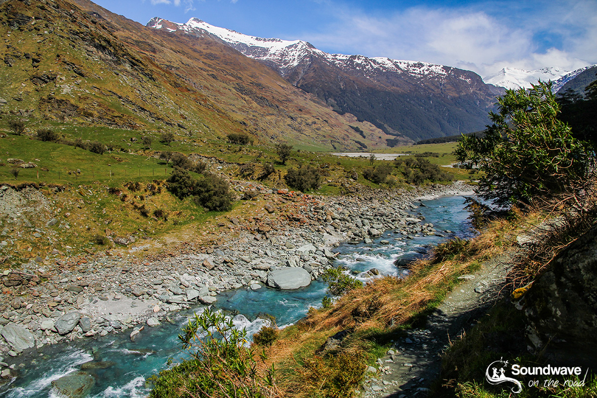 Rob Roy Glacier Track, New Zealand