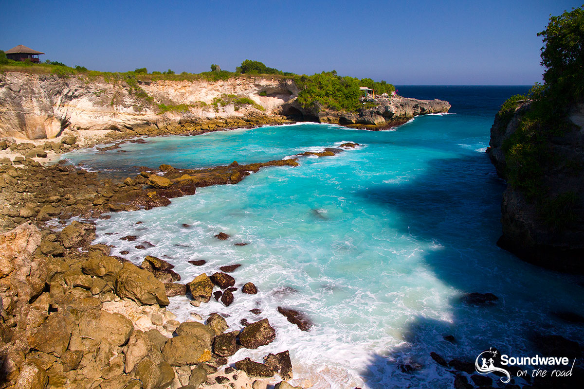 Blue Pool, Nusa Lembongan