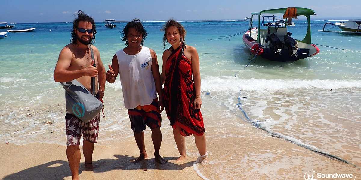 Snorkeling In Nusa Lembongan