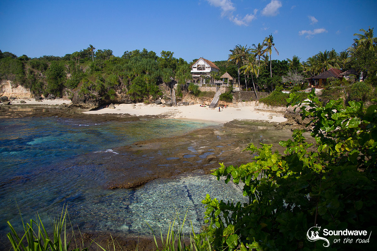 Ceningan Point Beach, Nusa Lembongan