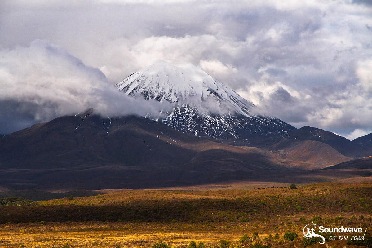 Mount Ngauruhoe, New Zealand