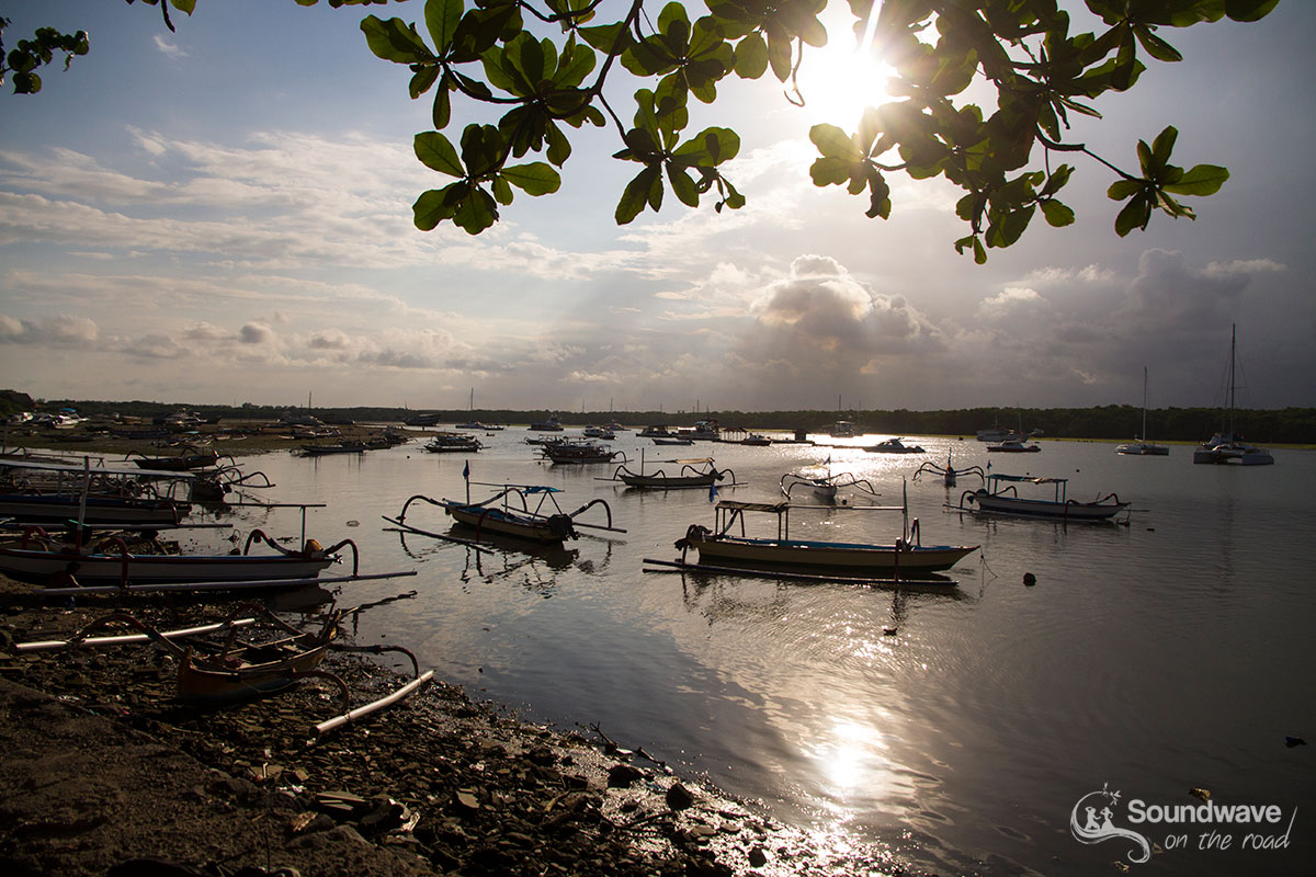 Serangan Island in Bali
