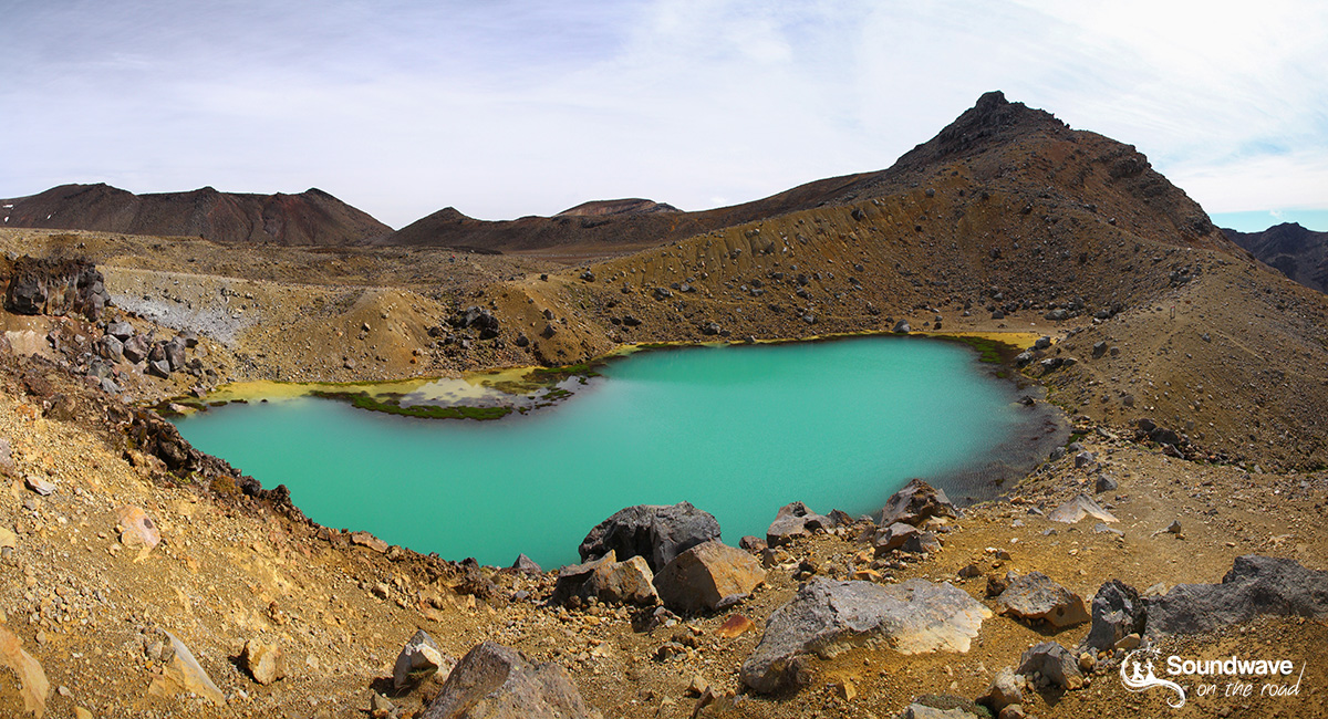 Emerald Lake, NZ must see