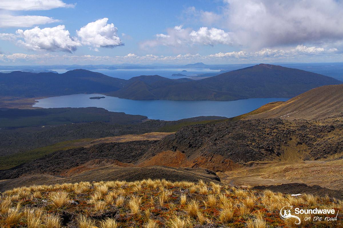 Lake Rotoaira, Lake Taupo