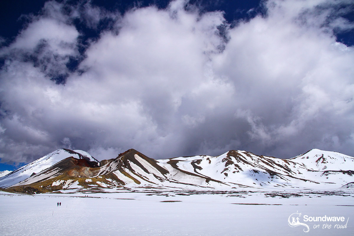 New Zealand Must Do : Tongariro Alpine Crossing