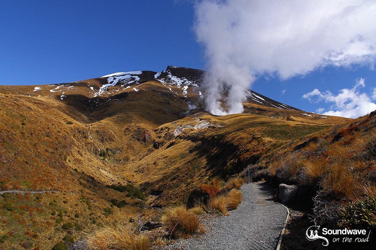 Te Maari, Tongariro Alpine Crossing