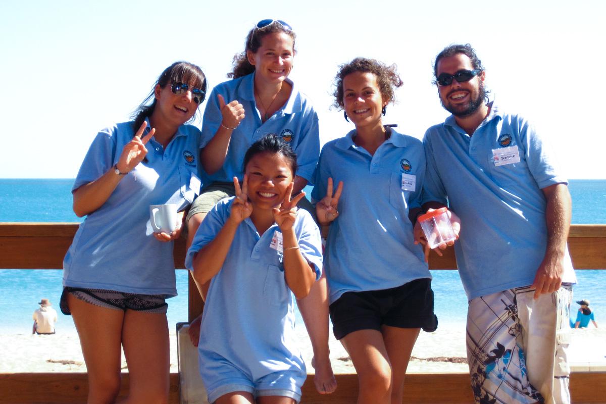 Volontariat avec les dauphins de Monkey Mia, Western Australia