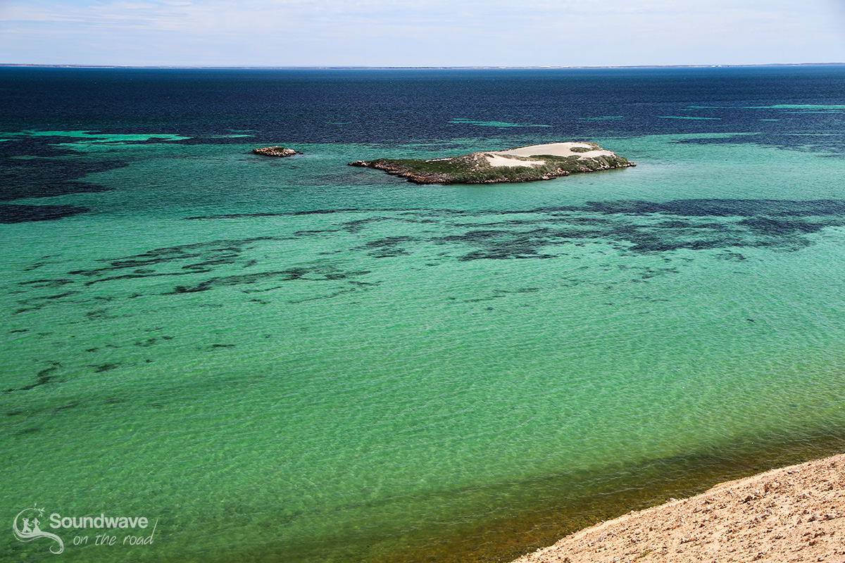 Eagle Bluff, Shark Bay, Western Australia