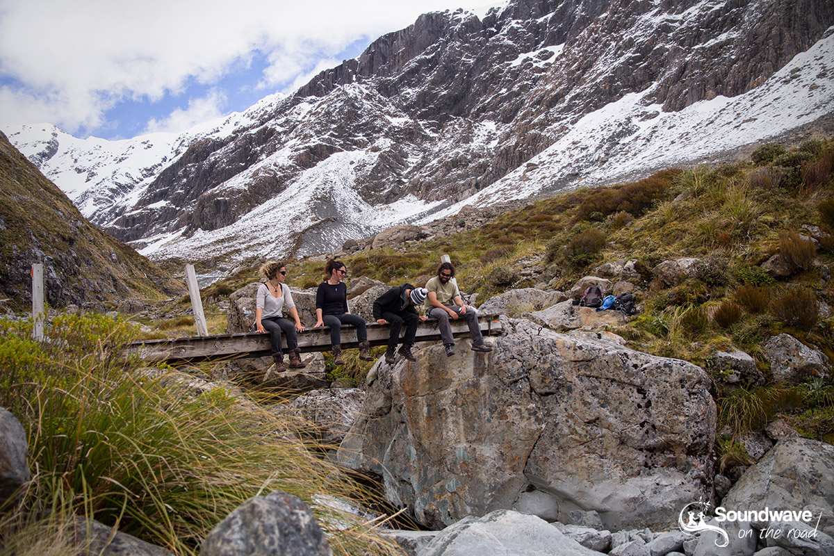 Otira Valley Bridge