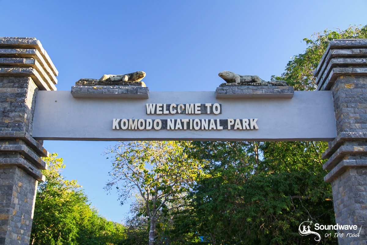 Welcome to Komodo National Park