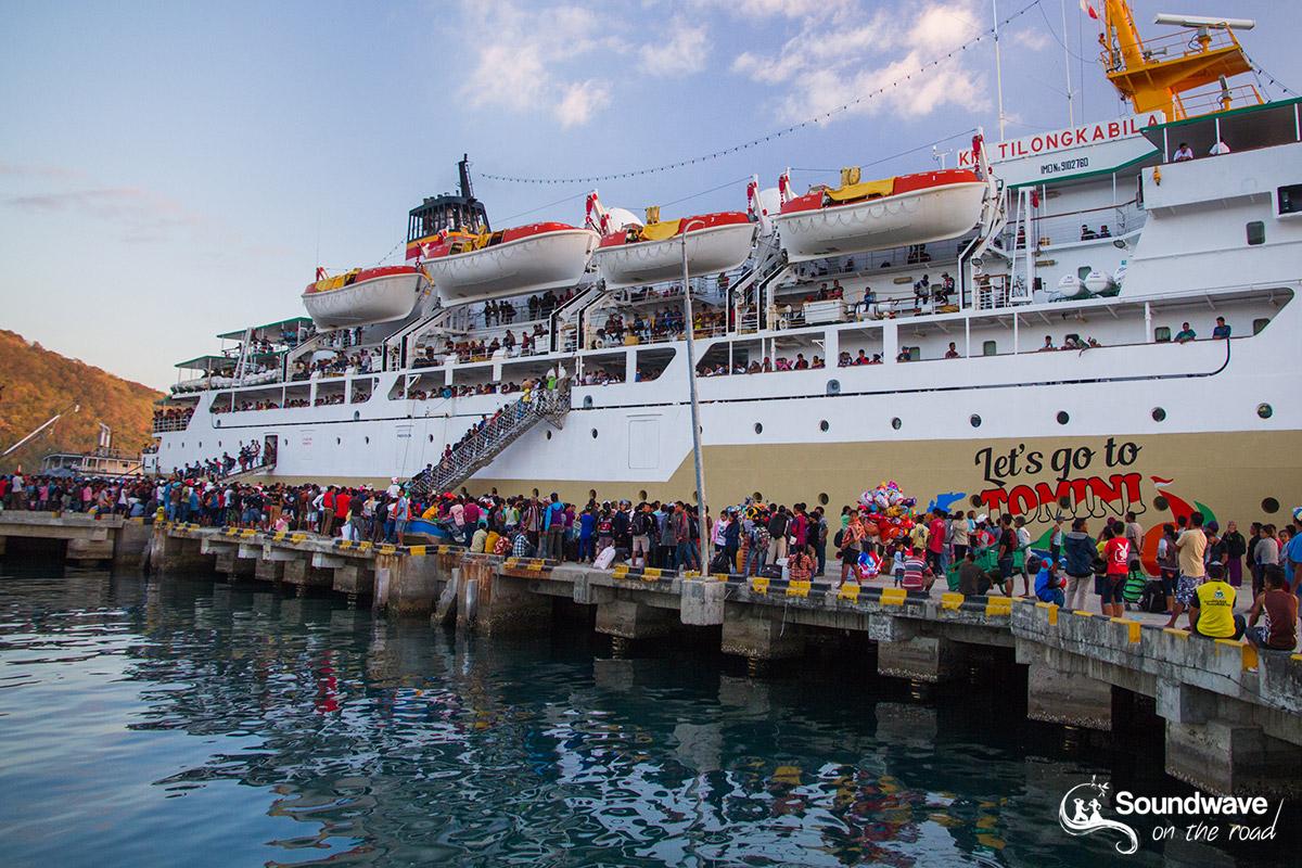 Labuan Bajo ferry