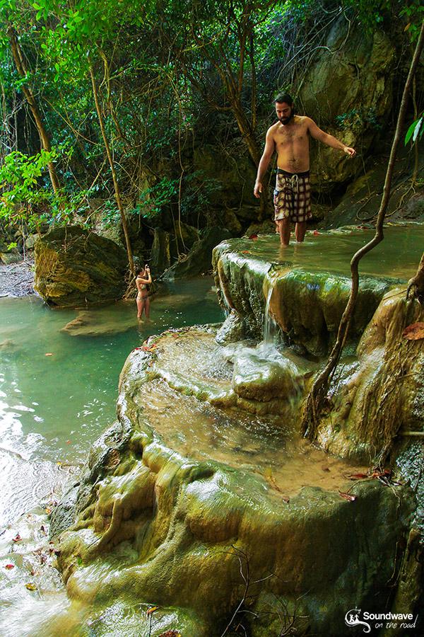 Moyo Waterfall - Voyage en Indonésie