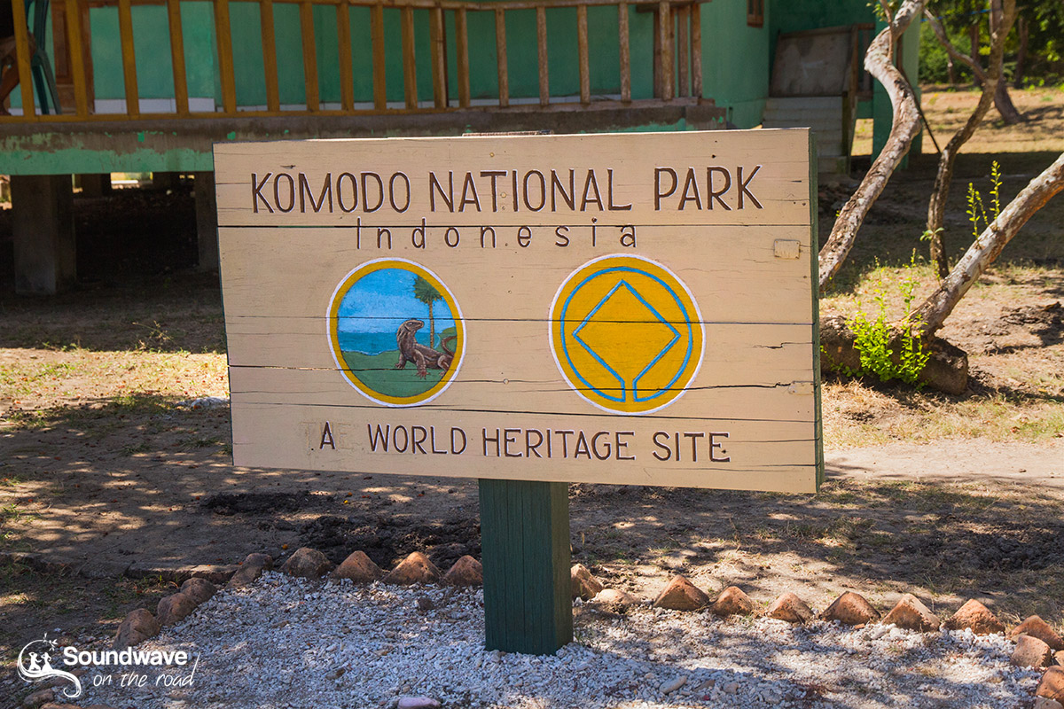 Komodo National Park Indonesia - A World Heritage Site