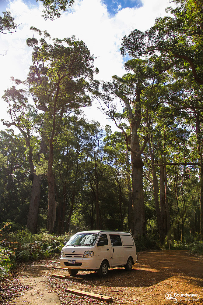 Voyager en campervan en Australie